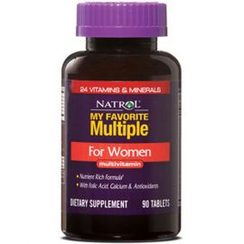 My Favorite Multiple for Women от Natrol